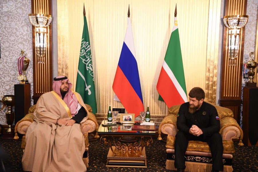 Chechen President to Asharq Al-Awsat: We Are Keen on Our