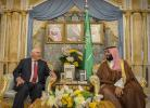 Saudi Crown Prince, Tillerson Discuss Counter-Terrorism