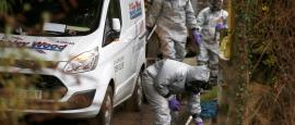 Nerve Agent Poisoning Victim Released from UK Hospital