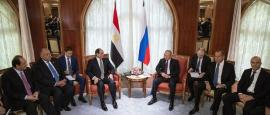 Egypt, Russia Sign Strategic Cooperation Treaty