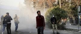 Iran Arrests 4 at Ahvaz Workers Protests
