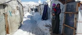 At Least 15 Displaced Children Freeze to Death in Syria