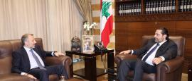 Lebanese PM Launches New Initiative to Resolve Cabinet Deadlock