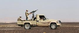 Egypt Security Forces Kill 16 Militants in North Sinai
