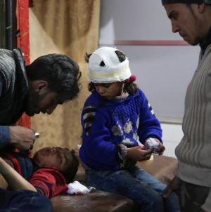 Saudi Arabia Calls for Stopping Eastern Ghouta Violence