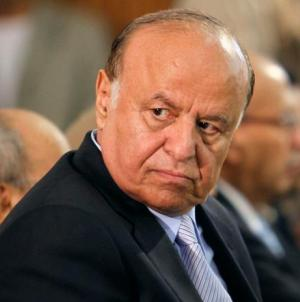 Hadi Accuses Iran of Supporting Parties in Southern Yemen