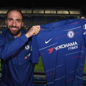 Gonzalo Higuaín: 'Infernal Machine' Ready to Relaunch Career at Chelsea