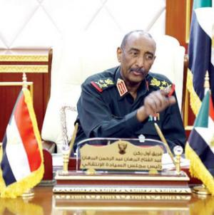 Burhan to Asharq Al-Awsat: Normalization with Israel Benefits Sudan