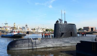 Brief Satellite Calls Likely Came from Missing Argentine Submarine