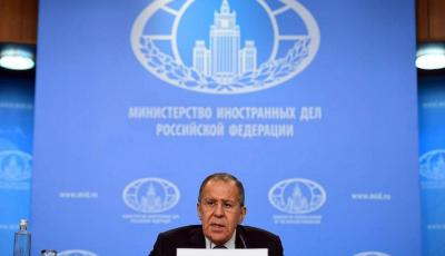 Russia's Lavrov Warns against Attempts to Partition Syria