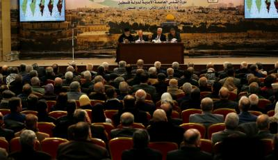 PLO Central Council Announces Suspension of Oslo Agreement