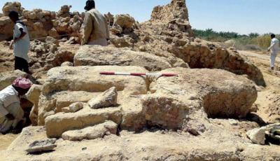 Roman Temple Uncovered in Egypt's Siwa Oasis