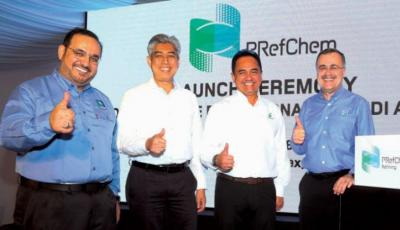Aramco, Petronas Launch Corporate Identity of Joint Ventures