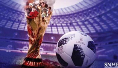 Rights Report: Football World Cup in Russia is Tainted with Blood of Syrian Civilians