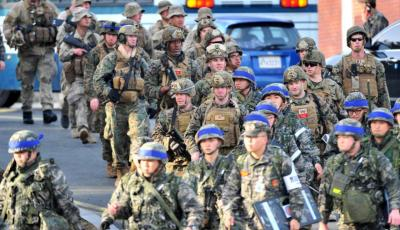South Korea, US Expected to Suspend Military Drills Next Week