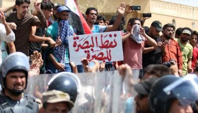 Iraq Protests Continue for Second Week