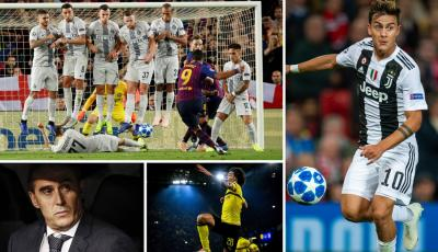 Champions League: Verdict at the Halfway Point of Group Stage