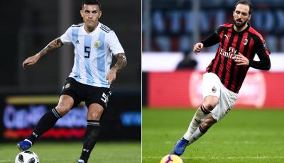 Chelsea Should Think Twice About Paredes and Higuaín