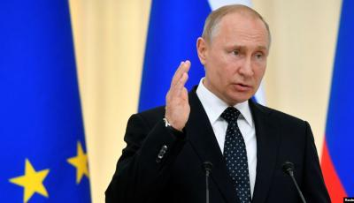 Putin Urges Tehran to Stick to Nuclear Deal