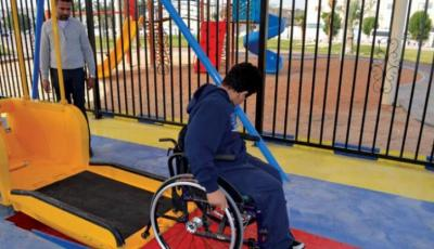 Disability-friendly Cities in Saudi Arabia by 2020