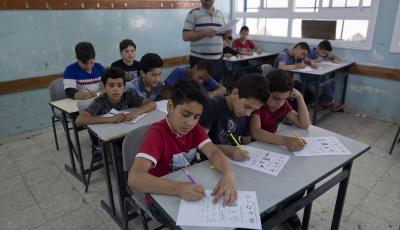 Palestine Scores One of World's Highest Literacy Rates