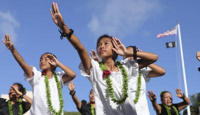 Hula Dance to Treat High Blood Pressure