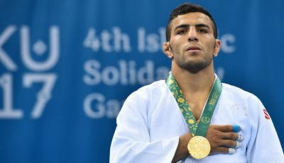 Judo-Iran Hit with Indefinite Ban for Pressuring Fighter Not to Face Israeli