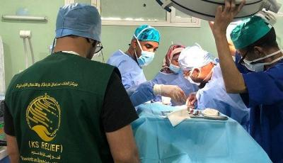 KSrelief Medical Team Continues Conducting Surgeries in Morocco