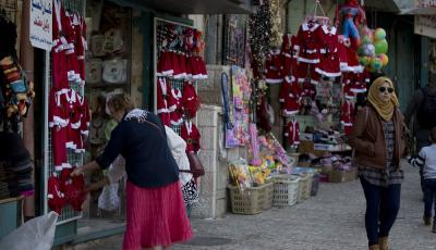 Palestinians in Bethlehem Look beyond Religious Tourism
