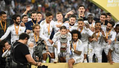 Real Madrid Win Saudi-Hosted Super Cup after Tense Penalty Shootout with Atletico