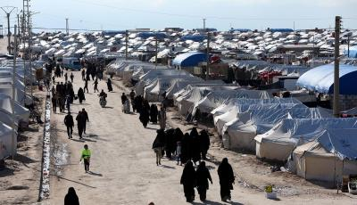 Exclusive - Half of 40,000 Iraqis Living in al-Hol Camp Long to Return Home