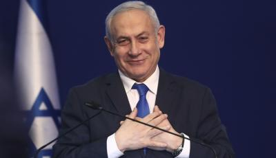 Israel's Netanyahu Tests Negative for Coronavirus after Aide Confirmed Carrier
