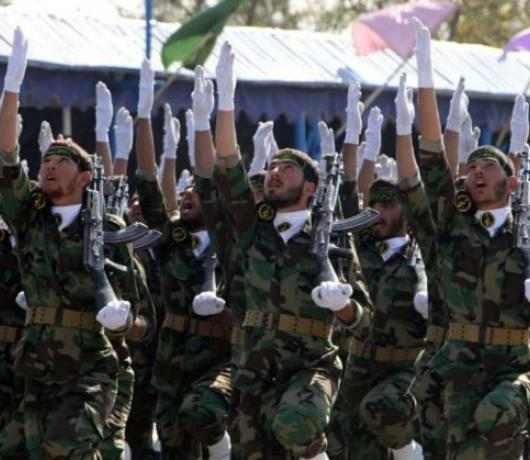 Iranian Revolutionary Guards Corruption Empire