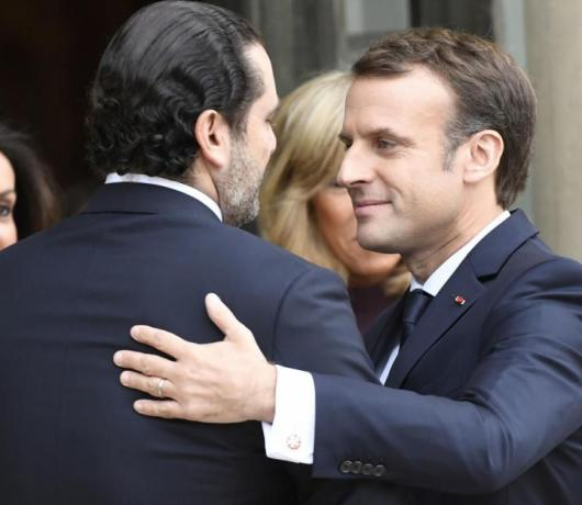 Macron Continues his Mediation on Lebanon