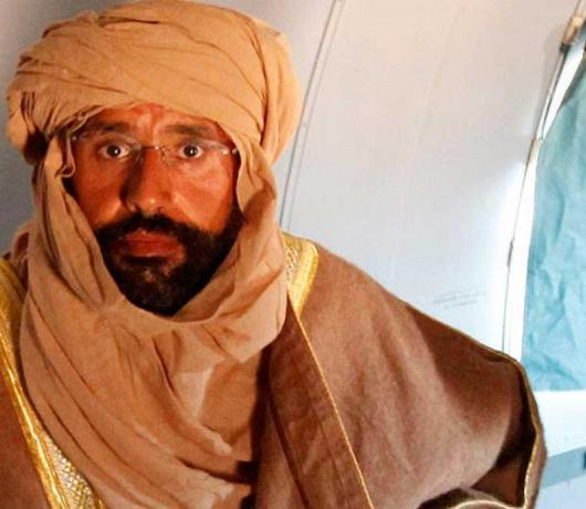 Saif al-Islam: The Only Hope to Reunite Gaddafi's Supporters
