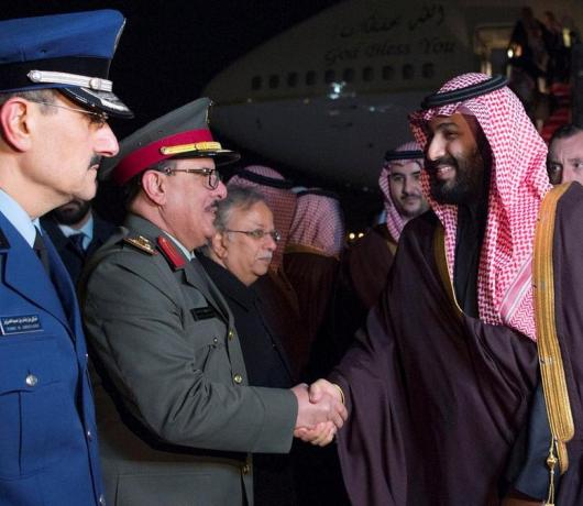 Economic Stops in Crown Prince's Visit to US