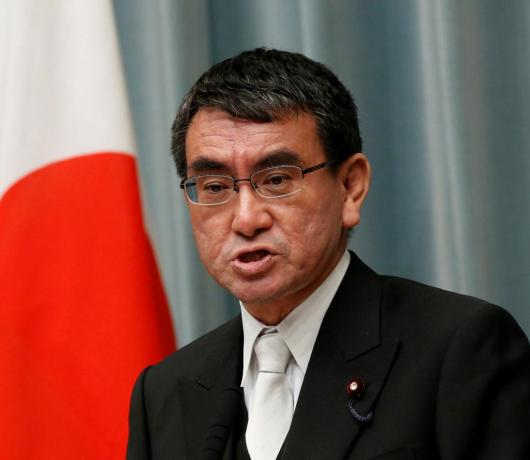 Japanese FM to Asharq Al-Awsat: Saudi Arabia is Key to Middle East's Stability, Prosperity