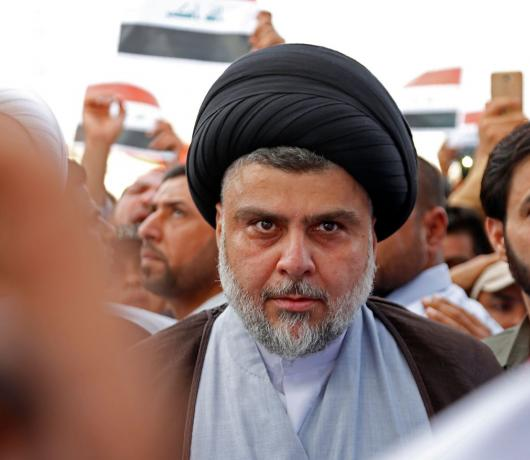 Sadr's 'Paternal' Government Stumbles over Iraqi Politics