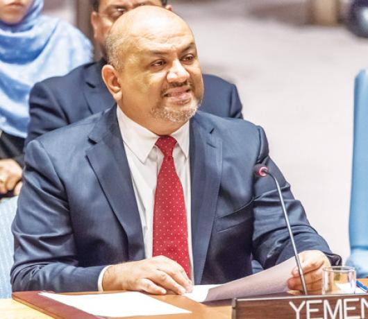Yemen FM to Asharq Al-Awsat: Houthis Must Not Bank on Iran because it is Collapsing