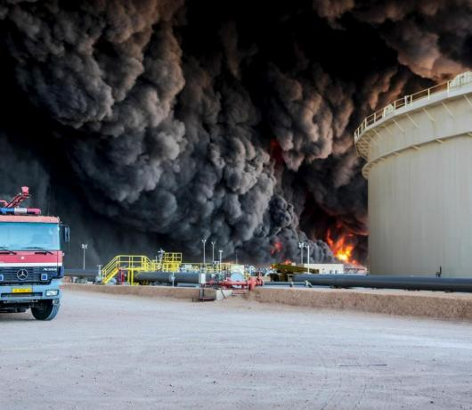 Exclusive - Libya: The Battle for Oil