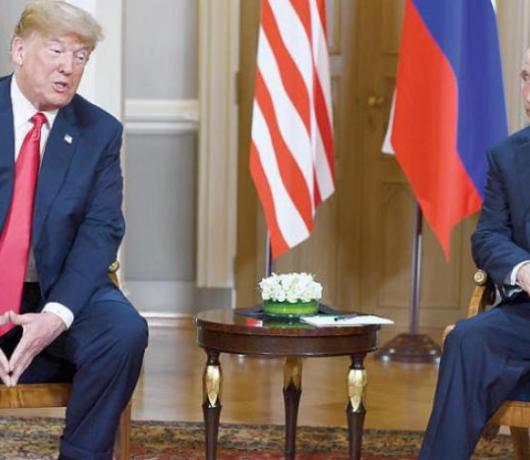 Exclusive: The Helsinki Summit: 3 Achievements and Many Promises