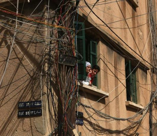 Lebanon's State Electricity Company: A Pawn for Political Corruption