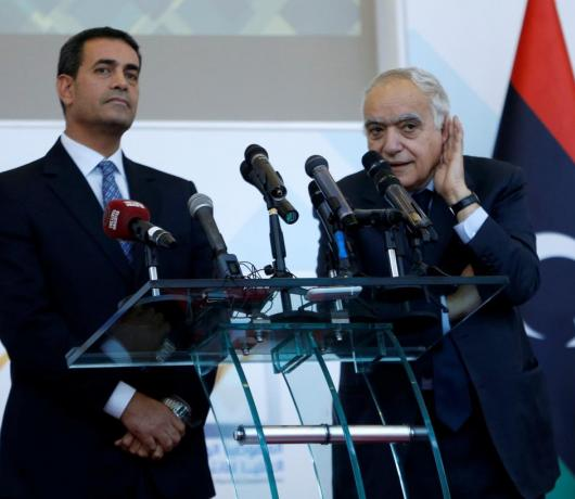 Elections Commission Chief to Asharq Al-Awsat: Libya Polls Hinge of Constitutional Referendum