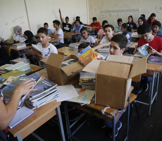 Exclusive - Palestinians in Lebanon View US Cut of UNRWA Funding as Attempt to End Their Cause