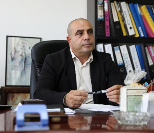 Palestinian Submits Candidacy for Jerusalem Municipal Elections