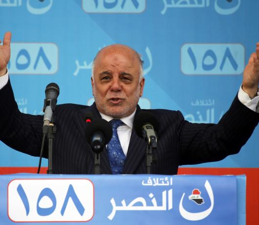 Abadi to Asharq Al-Awsat: We Waged Comprehensive War against ISIS