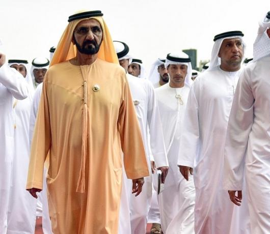 Exclusive – In New Book, Dubai Ruler Says Offered Saddam Asylum in UAE