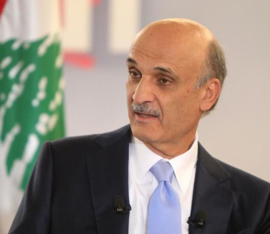 Geagea to Asharq Al-Awsat: Iran Did Not Win in Lebanon