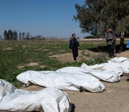 Deadly ISIS Legacy in Raqqa: 3,500 Believed to be Buried in Mass Grave