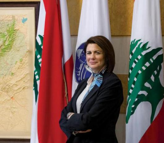Lebanon's Interior Minister to Asharq Al-Awsat: Significant Improvement in Security Situation